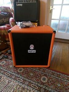 Orange Crush Bass amp 100w