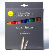 24 Artist Studio Colouring Pencils Cretacolor Smooth and rich colours Austria