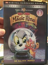 Tom and Jerry The Magic Ring dvd
