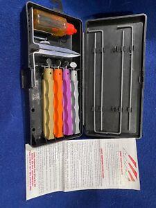 Lansky 4-Stone Deluxe Diamond System | Precision Knife Sharpening Kit