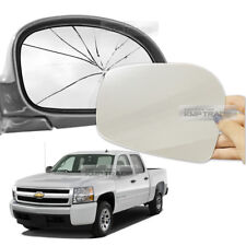 Replacement Side Mirror LH RH 2P + Adhesive for CHEVROLET 1999-07 Silverado