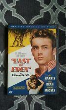 EAST OF EDEN DVD TWO DISC SPECIAL EDITION JAMES DEAN - JULIE HARRIS