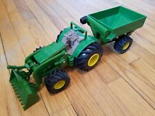 John Deere Tractor with Wagon by Ertl - #J0515Yl00