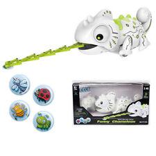 Ferngesteuerter Farbwechsel Chamäleon Spielzeug, LED-Leuchtkörper weiß