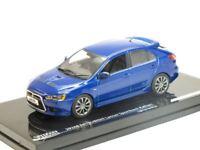 1/43 Scale model Mitsubishi Lancer Sportback Ralliart, Lighting Blue