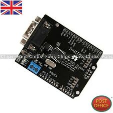SPI MCP2515 EF02037 CAN BUS Shield Contrôleur communication vitesse haut Arduino