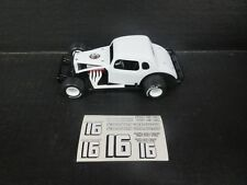 #16 Marv DeWall Modified 1/25th scale Die-Cast donor kit