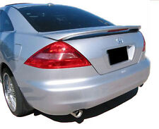 UN-PAINTED PRIMER Fits HONDA ACCORD 2DR 2003 2004 2005 SPOILER WING NEW