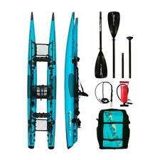 KAYACAT PUMA Inflatable Kayak in a Backpack JUST 6.8kg in  BLUE