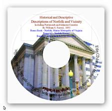 Norfolk Historical Sketches - Virginia History