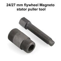 Flywheel Puller 27/24mm for Kawasaki Suzuki KTM Yamaha Magneto Rotor Stator Tool