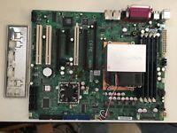 Supermicro H8SMI-2 Rev 2.01 ATX motherboard w/AMD Opteron 1385 2.7GHz 16GB DDR2