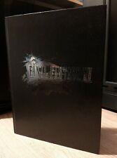 Guida Strategica Final Fantasy 15 XV Piggyback Collector Edition ITA Usata