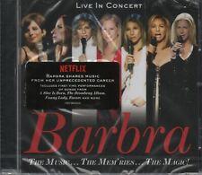 BARBRA STREISAND -The music...the mem'ries...the magic! -CD album (New & sealed)