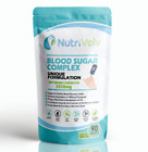 Fenugreek Blend 90 Capsules Blood Sugar Support Glucose Regulator 1510mg
