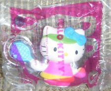 2013 HELLO KITTY LOVES TENNIS McDonalds Fast Food Toy Mint in Package #3