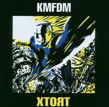 KMFDM XTORT CD Neuauflage 2006