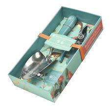 Burgon & Ball - RHS Flora and Fauna Trowel & Secateurs Set in Gift Box