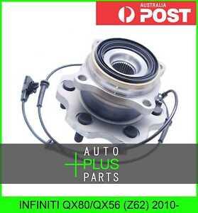 Fits INFINITI QX80/QX56 (Z62) 2010- - Rear Wheel Bearing Hub