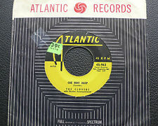 "7"" The Clovers - One Mint Julep - US Atlantic"