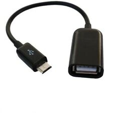 Micro USB Host Cable Male to USB Female OTG Adapter Android Tablet PC & Phone MY