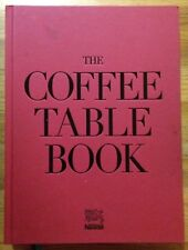 The Coffee Table Book (Nestle; Hardcover; in English, German, & French)