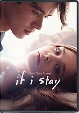 IF I STAY - STACEY KEACH - WIDESCREEN DVD - BONUS DOWNLOAD SONG - SHIPS NEXT DAY