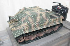 Torro 1/16 RC German Sturmtiger IR Tank 2.4GHz Metal Edition with Wooden Box