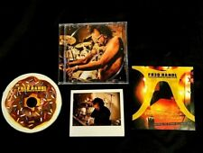 FRED HANDAL PLAYS MUSIC OF FRANK ZAPPA DUTCH SELF RELEASED CD SIGNED + PHOTO HOE