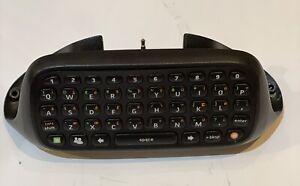 Microsoft Xbox 360 ChatPad Controller Gaming Keyboard