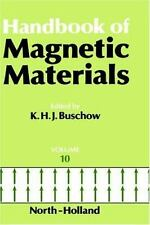 Handbook of Magnetic Materials: Handbook of Magnetic Materials Vol. 10 by...