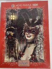 Favole Victoria Frances Heye Jigsaw Puzzle 1000 Piece Vampires Steam Punk Gothic
