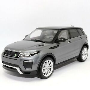 Range Rover Evoque 5 Door Corris Grey 1:18 Scale Detailed Die-cast Model Car