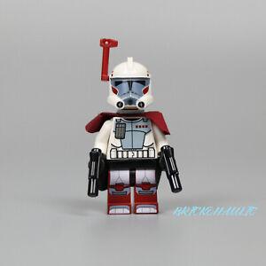 Lego ARC Trooper 9488 Backpack Elite Clone Trooper Star Wars Minifigure