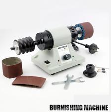 Quality Belt leather edge burnishing machine polishing machine polisher 220v