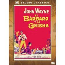 EL BARBARO Y LA GEISHA [DVD]