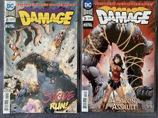 Damage #2 #3 The New Age Of Heroes Dark Nights Metal Lot DC Comics NM