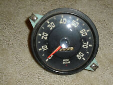International Truck Speedometer
