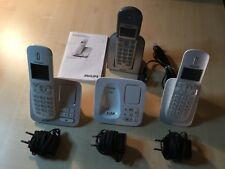 Phillips Schnurlos-Telefonanlage