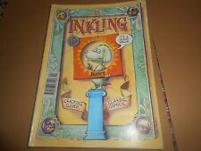 Inkling - Issue 12 - Ted Dewan Comic 1994