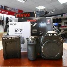 USATO Pentax K-7 corpo DSLR con 21174 istruzioni - 1 Anno Gtee