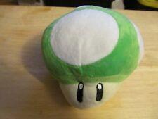 Mario Bros. Green Mushroom 5 Inches Plush (New)