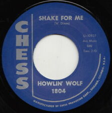 ** HOWLIN WOLF  SHAKE FOR ME  LITTLE RED ROOSTER  B2B CHESS BLUES CLASSICS!!