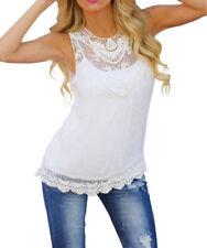 Hauts et chemises t-shirts blancs pour femme taille 36
