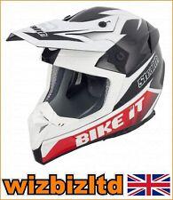 Stealth casco HD210 MX carbono Bike It GP réplica XX STH101XX