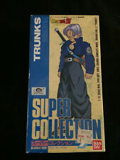 DRAGON BALL Z TRUNKS Bandai Super Collection 1992 Figurine