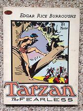 Tarzan The Fearless, Great Classic Newspaper Comic Strips #6, 1967, Ltd Printing