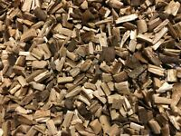 HO Scale Split Firewood - REAL MIXED HARDWOOD - Train Layout Diorama -250 Pc LOT