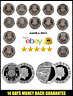 20p Coin Twenty Pence Coins 1982 to 2019 - 2008 Great Condition Choose your Year