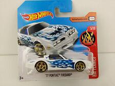 Car Mattel Hot Wheels DVB75 '77 Pontiac Firebird